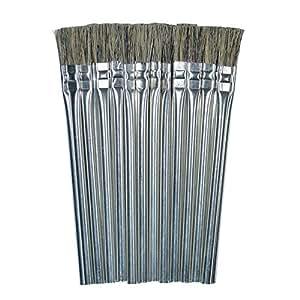 Heritage Products Glue/Flux/Oil/Acid Brushes for Home/Shop/Garage (3/8 Inch, Pack of 100)
