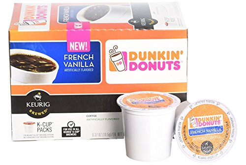 : Dunkin' Donuts Decaffeinated Coffee KCups
