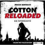 Die Informantin (Cotton Reloaded 13) | Jürgen Benvenuti