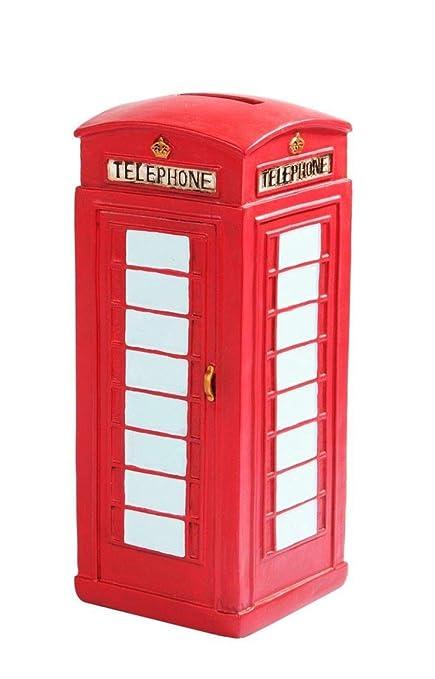 Amazon com: owzonefigurine Old Fashioned Phone Booth Money