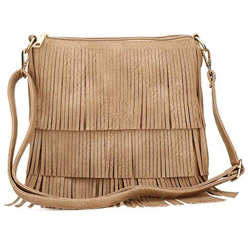 Sac KNUS bag shoulder bandoulière Femme taille unique qF76v