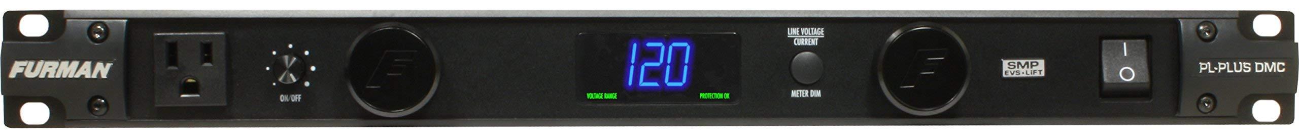 Furman PL-PLUS DMC Power Conditioner with Voltmeter / AMMeter (Renewed)