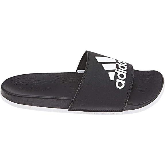 ca31876f3284 adidas Women s Adilette Cf+ Logo Beach   Pool Shoes  Amazon.co.uk  Shoes    Bags
