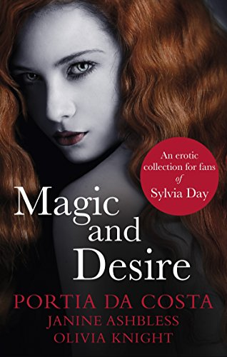 Magic and Desire (Black Lace Classics) by Virgin Books