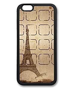 iPhone 6 Plus Case, iCustomonline Paris Back Case Cover for iPhone 6 Plus (5.5 inch)