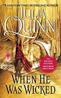When He Was Wicked With 2nd Epilogue (Bridgertons) by [Quinn, Julia]