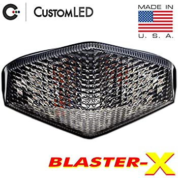 Amazon.com: Blaster-X Integrated LED Tail Light fits 2015 ...
