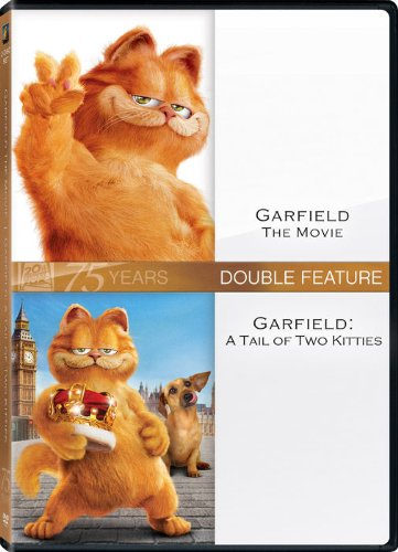 Garfield (The Movie / Tale of Two Kitties (Double Feature) (Garfield Dvd)