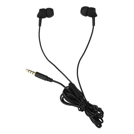 Belloc- Auriculares intraurales de alambre con auriculares estéreo ...