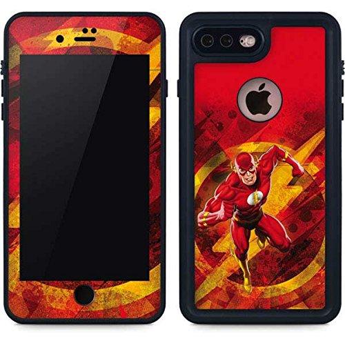 on sale fe947 d919b Amazon.com: Flash iPhone 8 Plus Case - Ripped Flash | DC Comics X ...