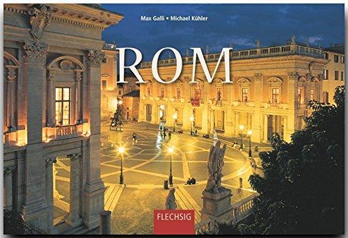 ROM - Ein Panorama-Bildband mit über 240 Bildern - FLECHSIG