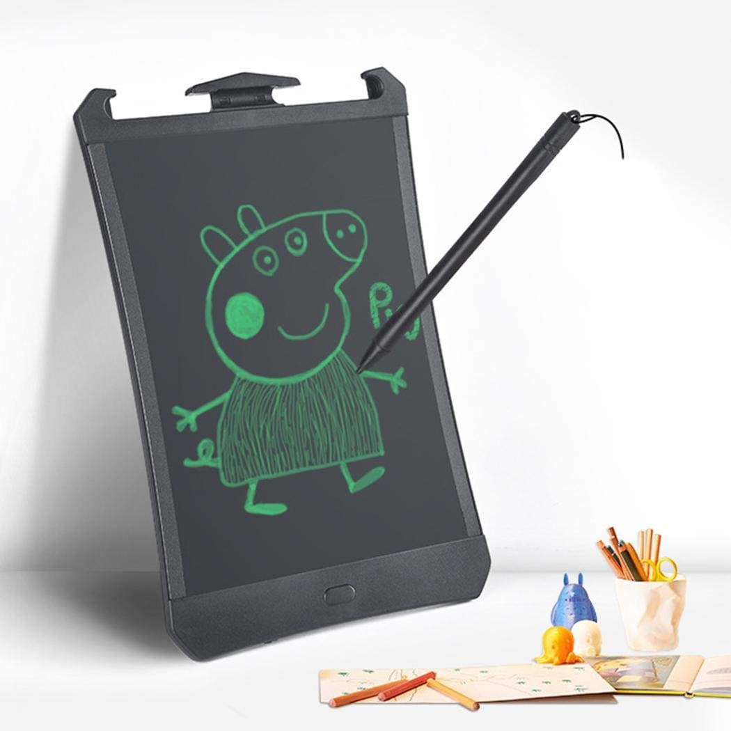 MUDEREK 8.5 inch LCD Childrens Light Energy Electronic Smart Writing Board Graphics Tablets