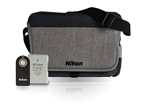 30574 Nikon DSLR Accessory Kit Black