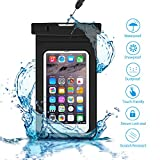 Waterproof Case, Turata Cellphone Dry Bag Pouch Made for iPhone 7, 6S 6,6S