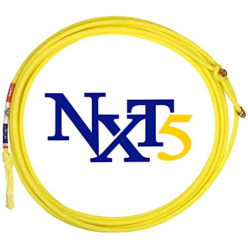Classic Rope Company Classic Rope NXT5 Head Team Rope XS Yellow