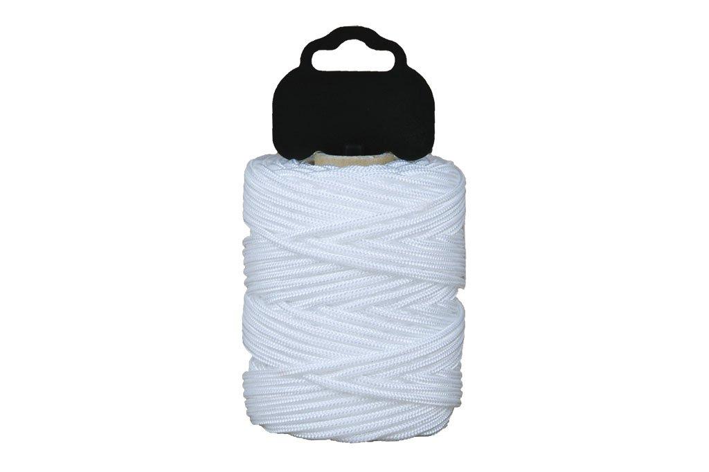 Cofan 08101002 - Hilo de albañ il en polipropileno (1.5 mm x 100 m) color blanco