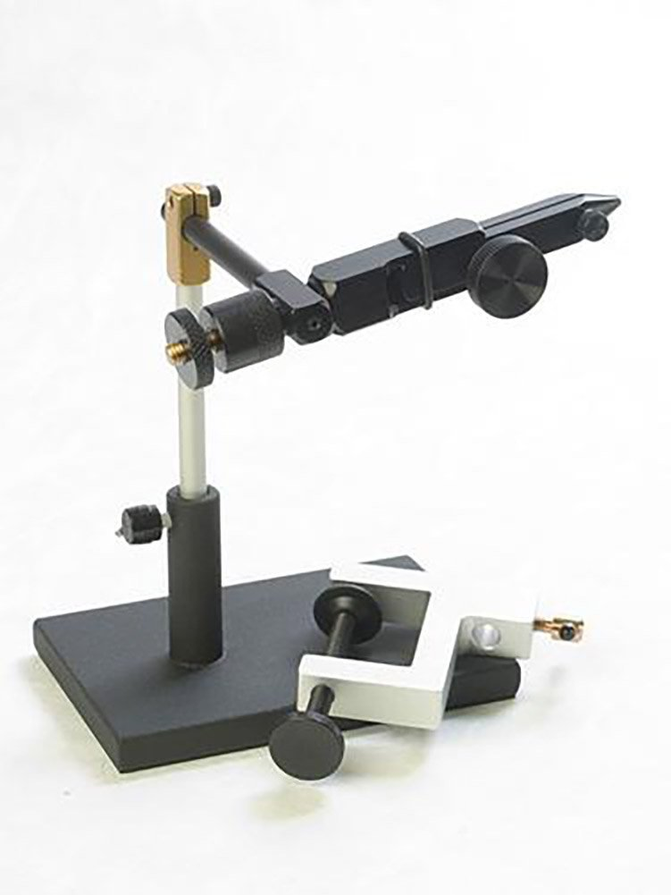 Griffin Superior 3ARP Fly Tying Vise with Pedestal/C-clamp
