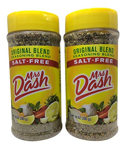 Mrs. Dash Original Seasoning Blend 10 ounce (2 Pack) by Mrs. Dash