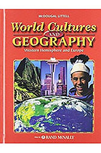 World Cultures & Geography: Western Hemisphere and Europe: Student Edition © 2005 2005