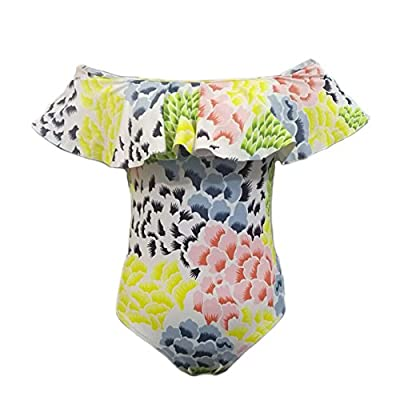 Hallegave Women's Fashion swimwear sexy bikini Halter Straps Swimsuits Bathing Suit