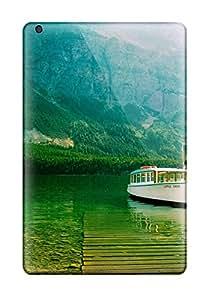 Tpu Gaudy Martinezs Shockproof Scratcheproof Glacier National Park Hard Case Cover For Ipad Mini/mini 2