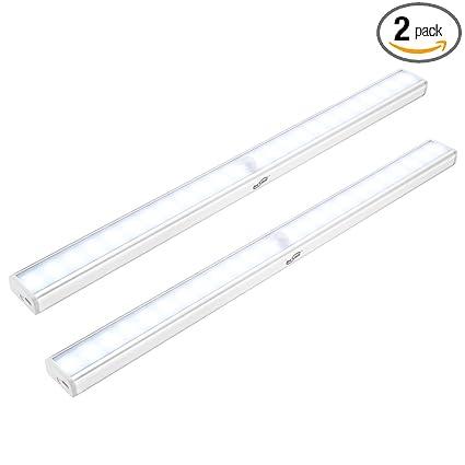 Delicieux Housmile Wireless Closet Light USB Port Rechargeable 24 LED Under Cabinet Lights  Motion Sensor Closet Night