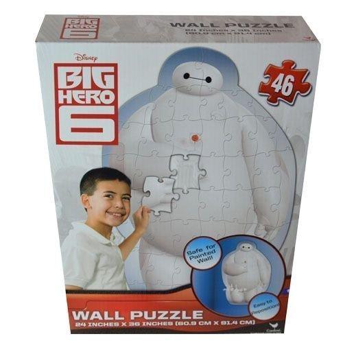 Disney Big Hero 6 Baymax Wall Puzzle