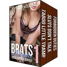 Brats in Trouble 1 (Taboo Erotica Bundle)