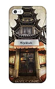 Beautiful-Diy - New Chinese Restaurant protective Iphone 5/5s nO3aLzeEcB2 Classic Hardshell case cover