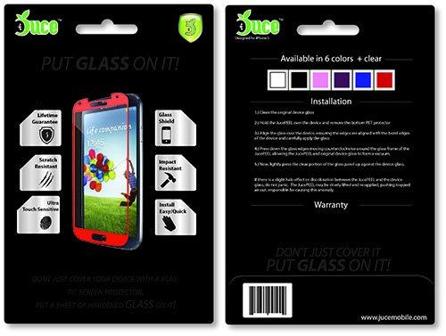 Amazon com: JucePeel Juce Peel JuceMobile Glass Screen