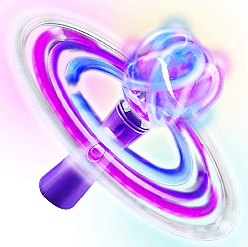 ArtCreativity Light Up Galaxy Orbiter Wand | 9