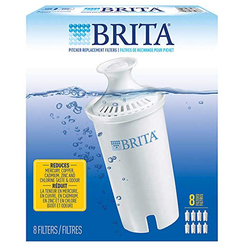 Brita Longlast Water Filter Pitcher Replacement Filters
