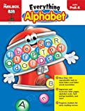 Everything Alphabet, The Mailbox Books Staff, 1562348310
