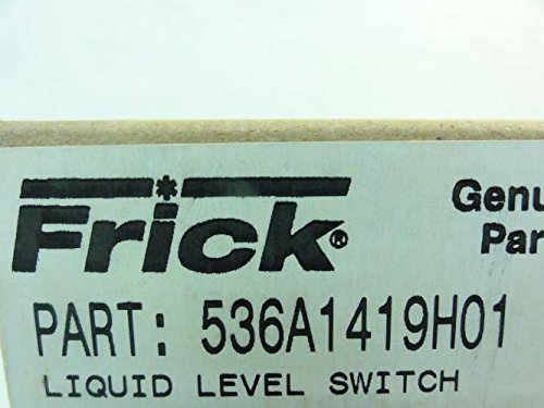 Frick 536A1419H01 Liquid Level Switch, 20VA, 120-240VAC