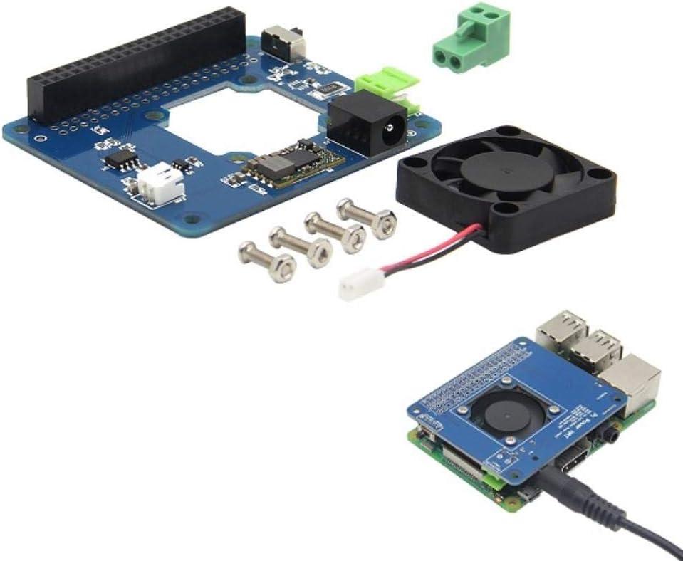 Ventilador Inteligente programable del Control de Temperatura y ...