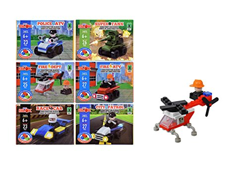 My BLOX Bundle Includes: Army Super Tank, Police