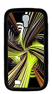 FSKcase? Abstract Flwover Hard PC case for samsung galaxy s4 for men