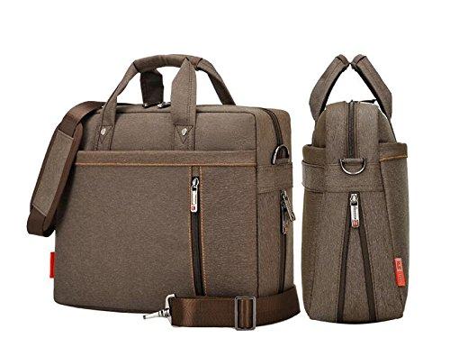 OVVO Estupendo 15.6 Pulgadas a Prueba de Golpes Tablet Laptop Bag Bag Computer Hombro Bolsas para Mujeres
