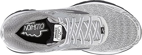Brooks Grey White Black 18 Womens Adrenaline GTS 4xq6ACU
