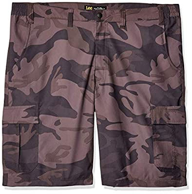 LEE Men's Big & Tall Dungarees Performance Cargo Short