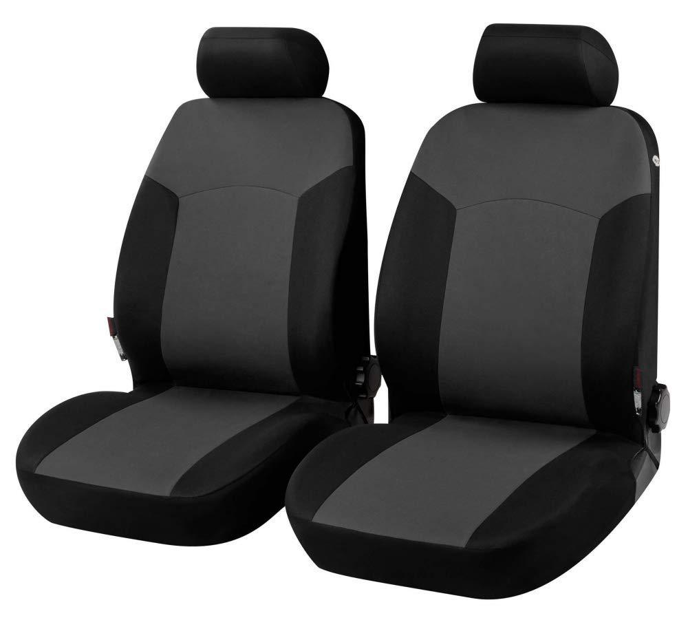 sedili Posteriori sdoppiabili R35S0640 2005-2014 rmg-distribuzione Coprisedili per Zafira Versione bracciolo Laterale B compatibili con sedili con airbag