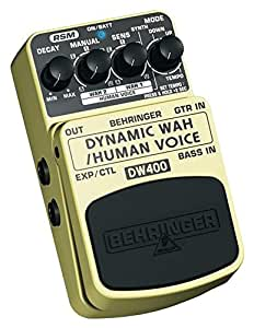Effects Pedal Dynamic Wah