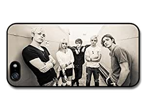 R5 Boyband Black and White Portrait Photo shoot case for iPhone 5 5S