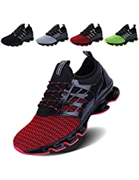 Mens Casual Walking Shoes Blade Outdoor Sport Sneakers Mesh Breathable Fashion Shoe