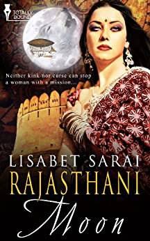 Rajasthani Moon by [Sarai, Lisabet]