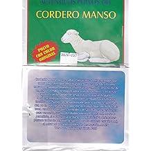 AUTENTICOS - POLVO CORDERO MANSO - CALMING POWDER - 1OZ