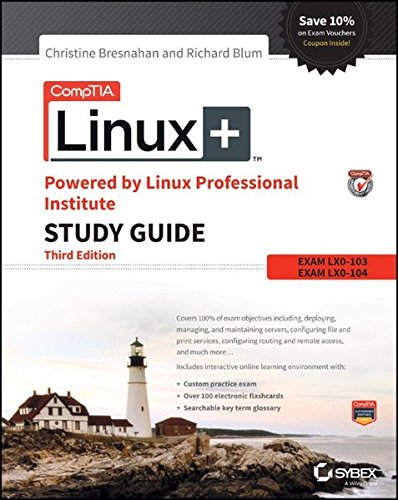 Comptia Linux+ Powered By Linux Prof...