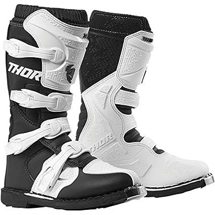Gr/ö/ße Gr/ö/ße 9 Thor Blitz XP Women Damen Frauen Boots Stiefel Enduro Motocross schwarz Weiss EU 39