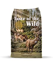 Taste of the Wild TOW9058 Pine Forest Canine Formula with Venison & Legumes, 2kg