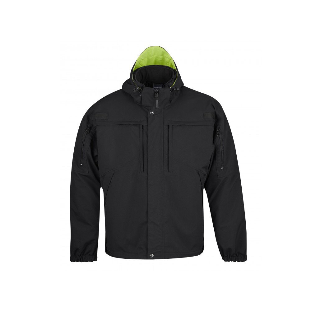 Black Propper Reversible Ansi III Jacket Coat